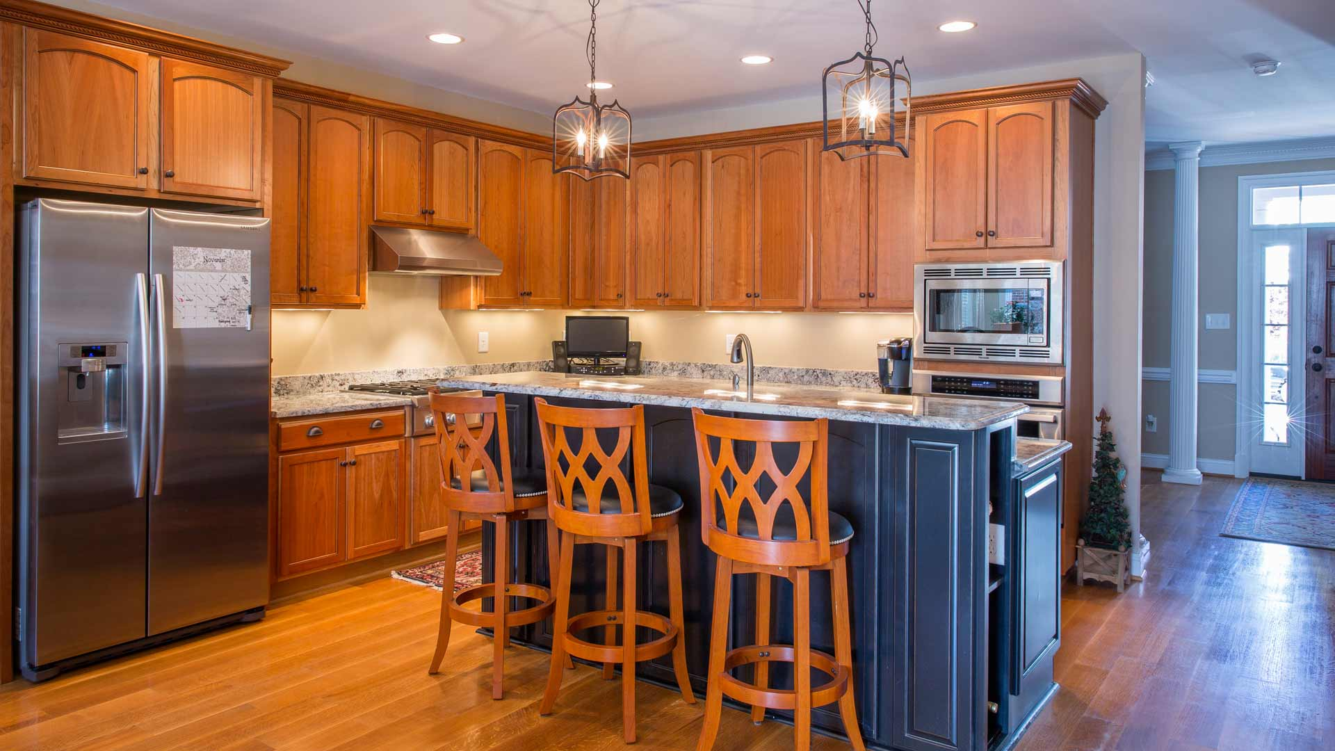 The Kittrell Company Kitchen