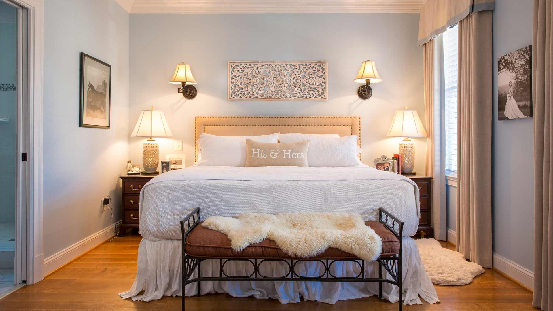 The Kittrell Company Bedroom Design