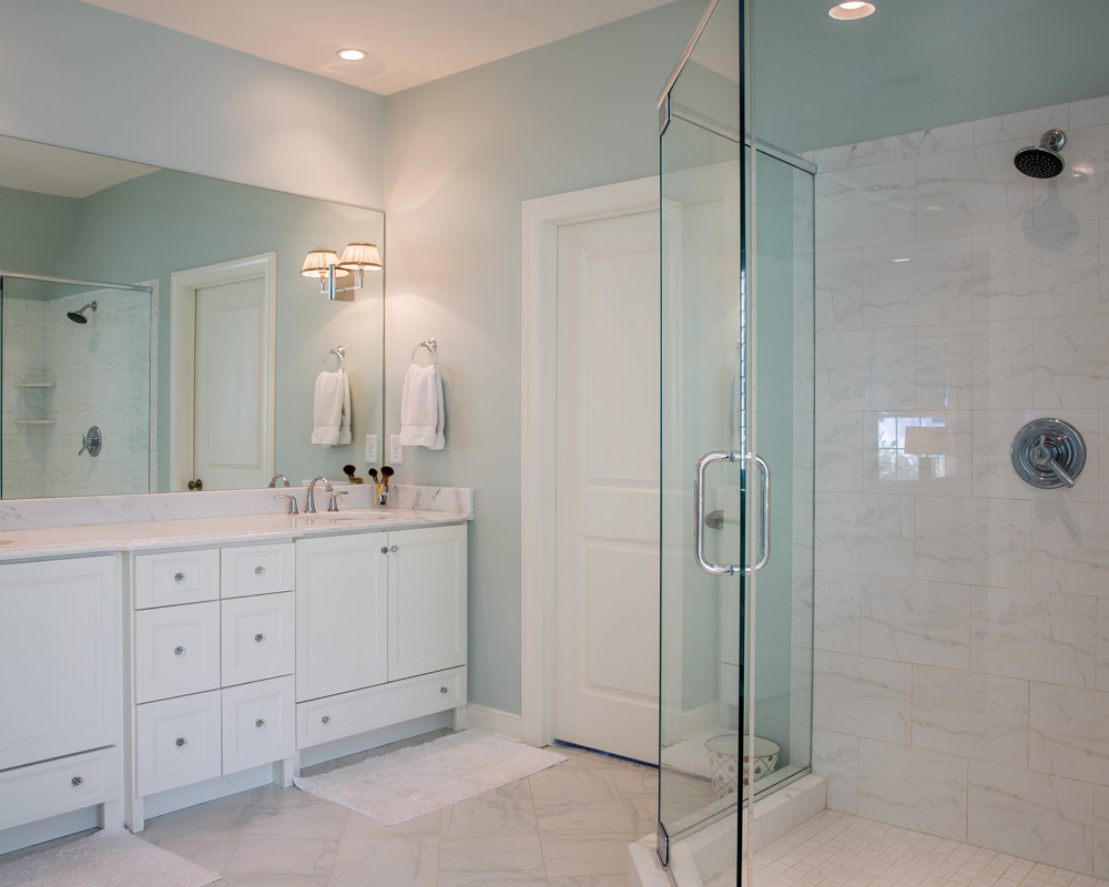 The Kittrell Company Master Bathroom