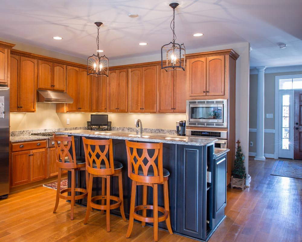 The Kittrell Company Customized Kitchens